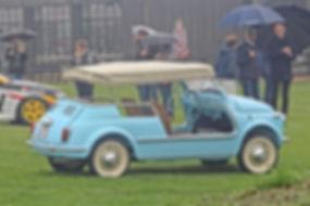 Fiat 500 Jolly - 1958
