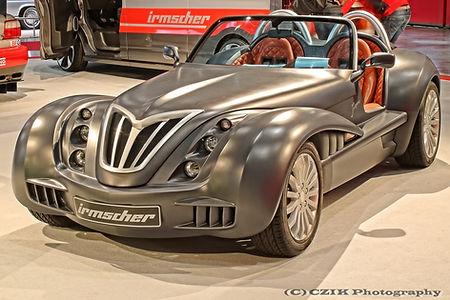 Irmscher Inspiro 2003 prototype