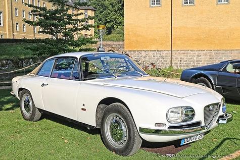 Alfa Romeo 2600 Zagato - 1966