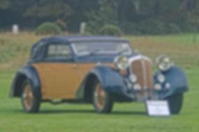 Delahaye 135 M Drophead Coupe - 1937