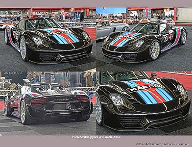 2014-Porsche 918 Spyder Weissach