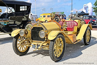 Overland Runabout - 1910