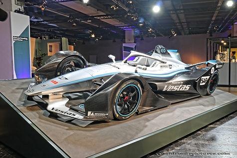 Mercedes Formula E 2019-2020
