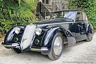 Alfa Romeo 8C 2900 B Berlinetta Touring - 1937