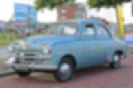 Vauxhall Velox 2.3 - 1954