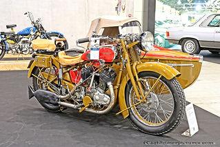 Motosacoche 720 A - 1934