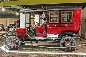 Pic-Pic Type D2 par Gangloff - 1911