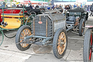 De Dietrich Bugatti - 1903