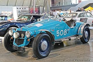 Simca Fiat 508 Special - 1949