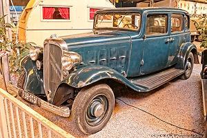 Citroën Rosalie - 1932