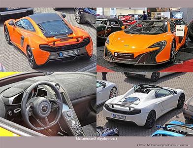 2014-McLaren 650 S (Spyder)