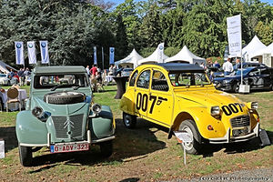Citroën 2CV 1962-1982