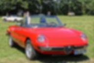 Alfa Romeo Spider - 1979
