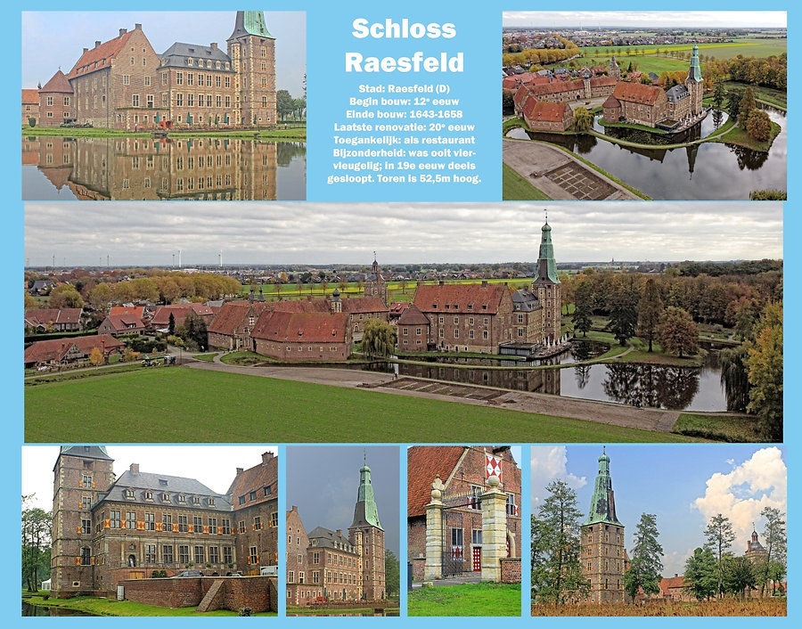 Schloss Raesfeld, Germany