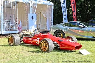 Ferrari 312 F1-67 - 1967