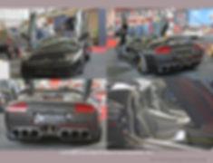2014-Lamborghini Murcielago Roadster LP640 Liberty Walk
