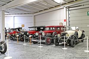 Museum Old Timer - Bossaert - Renningepg