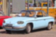 Panhard 24 CT - 1963