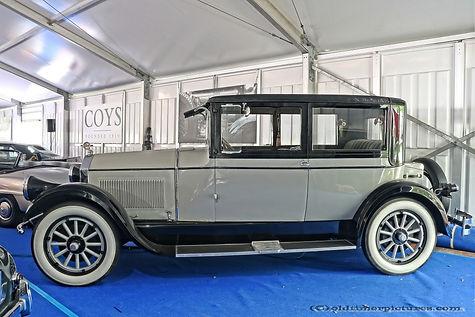 Pierce-Arrow Series 80 Coach - 1927