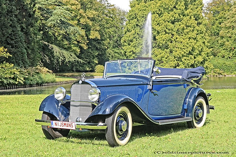 Mercedes-Benz 200 Cabriolet C - 1935
