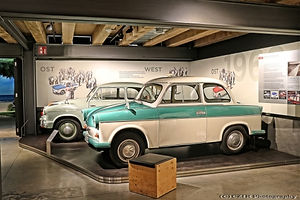 Trabant P50 - 1959
