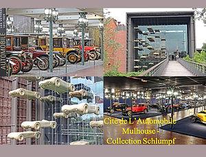 Cité de l'Automobile Mulhouse Schlumpf