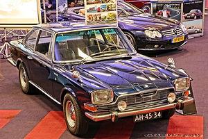 BMW Glas 3000 V8 - 1967