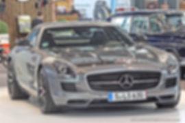 Mercedes-Benz SLS AMG Coupé - 2011