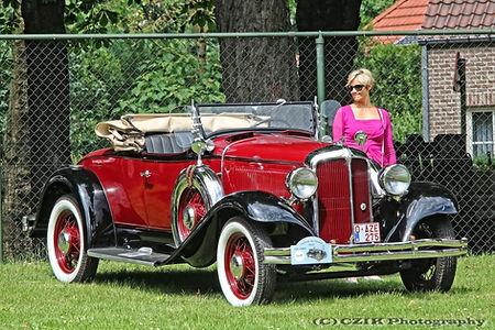 Chrysler Six CI Convertible 1932