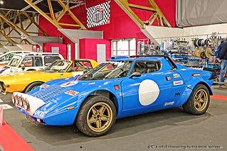 Lancia Stratos - 1975