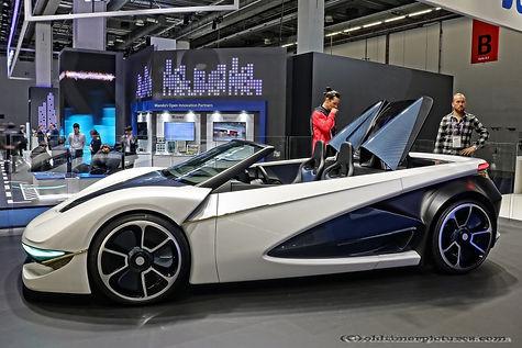 Sekisui Concept Car