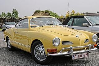VW Karmann Ghia Typ 14 - 1969
