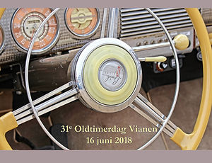 Oldtimerdag Vianen - 2018