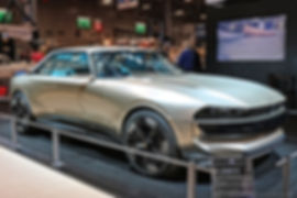 Peugeot Legend Concept - 2018