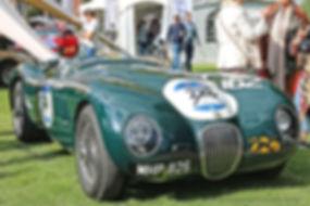 Jaguar XK120C - 1952