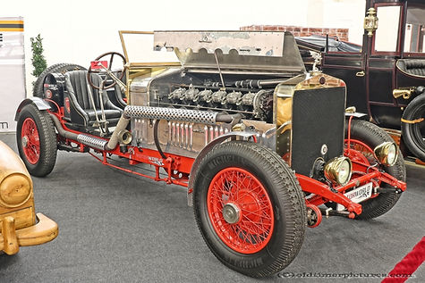 Satis Rolls-Royce Phantom II 12-Cilinder - 1930