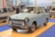 Trabant 601S Deluxe - 1990
