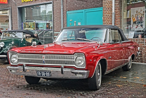 Plymouth Satellite Cabriolet - 1965