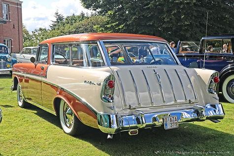 Chevrolet Bel Air Nomad - 1956
