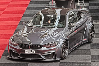 BMW M4 Liberty Walk - 2014