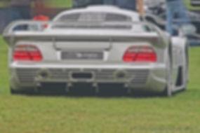 Mercedes-AMG CLK GTR - 1999.