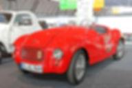 Fiat 500 C Sport - 1954