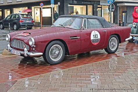Aston Martin DB4 Convertible - 1962