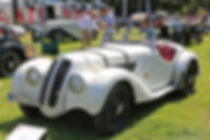 BMW 328 Roadster - 1939