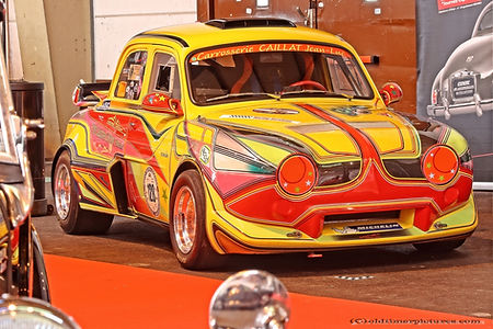 Renault Dauphine Proto - 1960