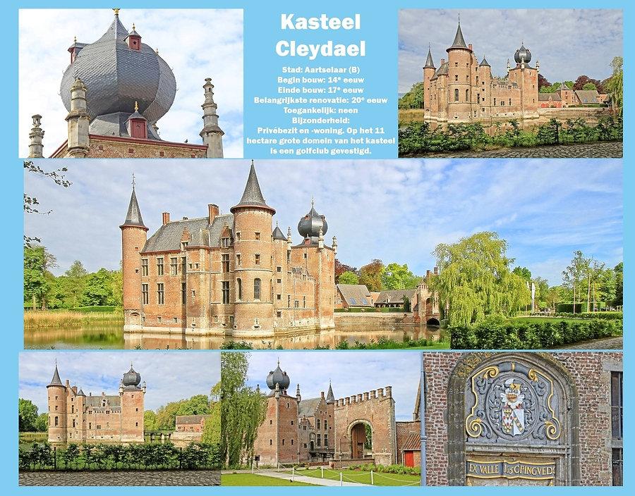 Kasteel Cleydael