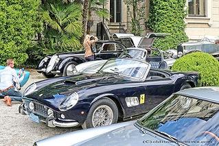 Ferrari 250 GT California Spyder SWB - 1961