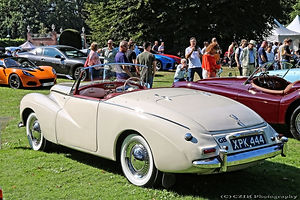 Sunbeam Alpine Series1 - 1955