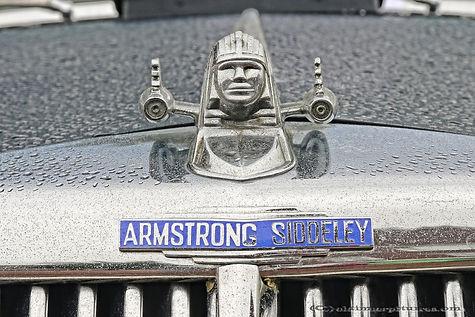 Armstrong-Siddeley Saphire Sedan - 1953