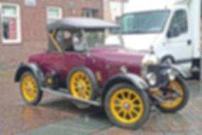 Morris Cowley Bullnose - 1926